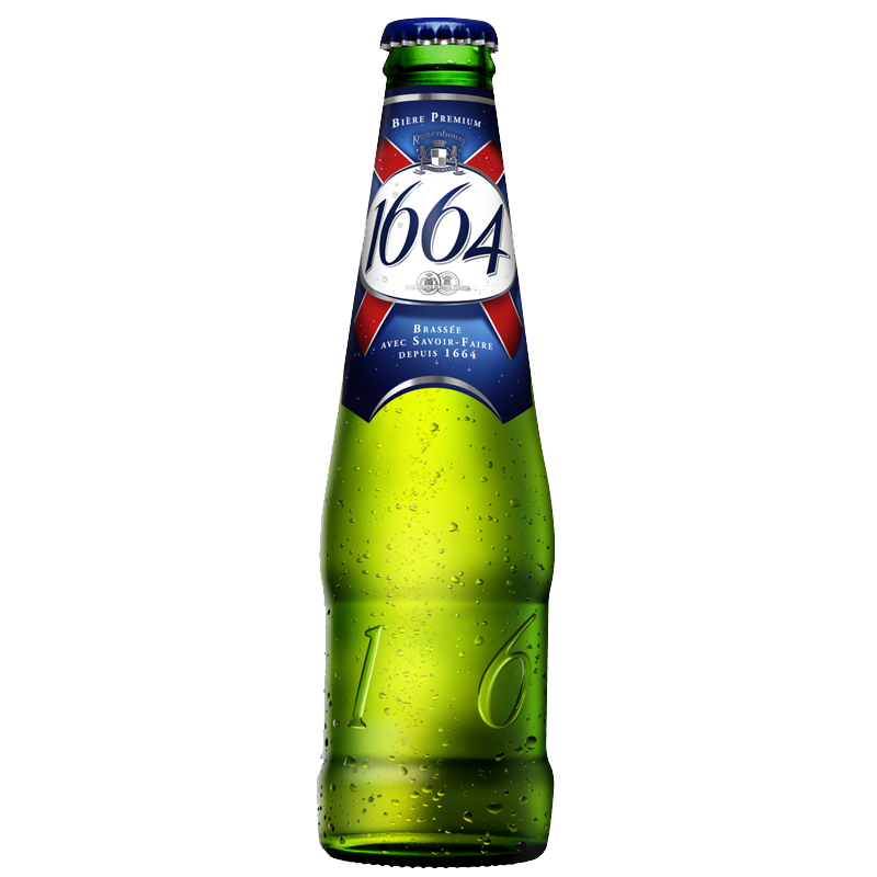 Bière 1664 33cl