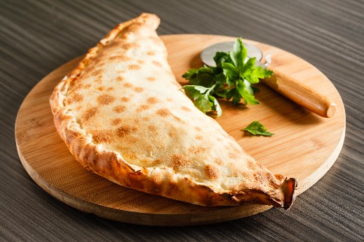 Calzone Indienne