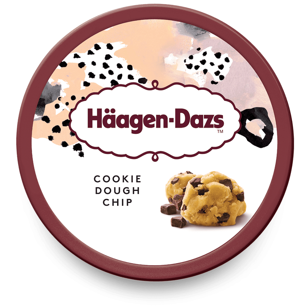 Cookie Dough 460ml
