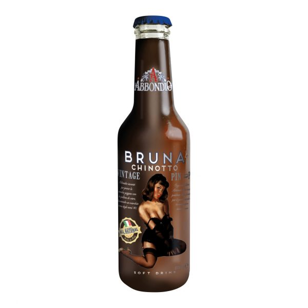 Limonade Abbondio Bruna Chinotto 25cl