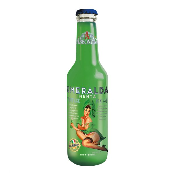 Limonade Abbondio Smeralda Menta 25cl