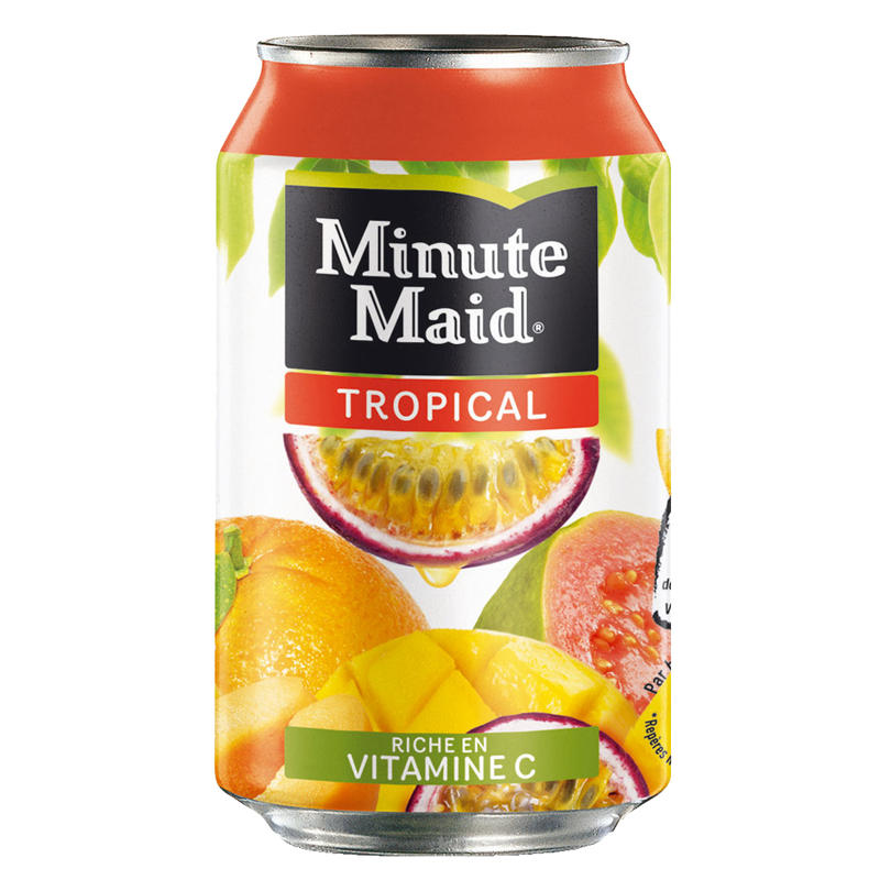 Minute Maid Trop 33cl
