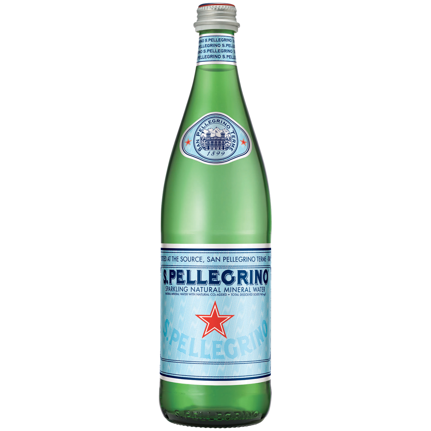 San pellegrino 50cl