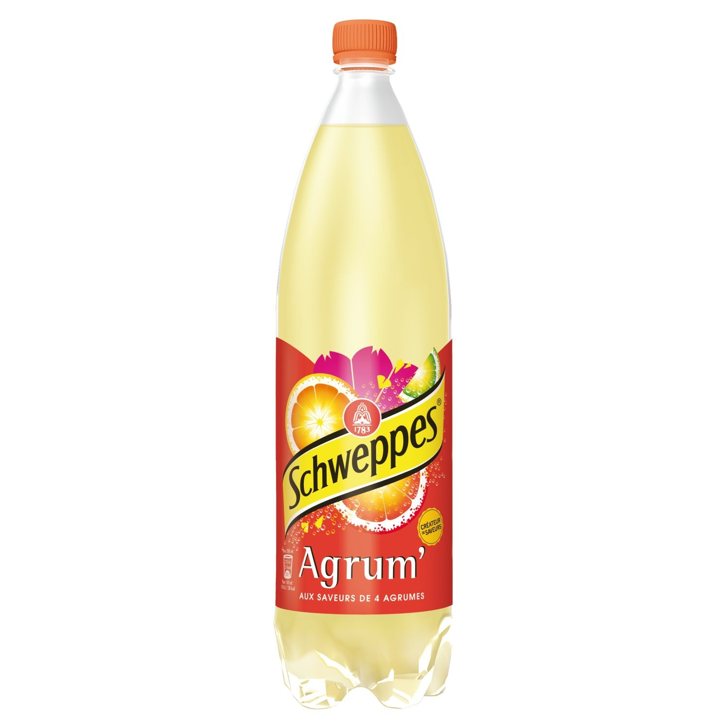 Schweppes Agrumes 1.5L