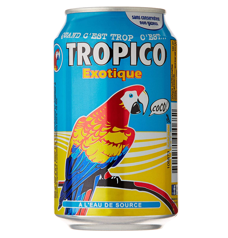 Tropico 33cl
